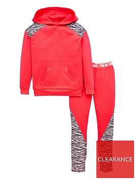 v-by-very-girls-zebra-colour-block-hoodie-and-jogger-set-pink