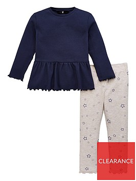 v-by-very-girls-2-piece-ribbed-peplum-long-sleeve-t-shirt-and-star-leggings-outfit-navy