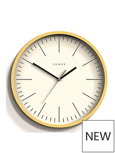 jones-clocks-spartacus-wall-clock