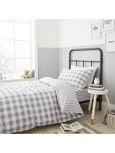 bianca-cottonsoft-bianca-grey-check-duvet-cover-set