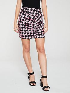 river-island-river-island-houndstooth-mini-skirt--pink