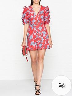 talulah-wild-iris-mini-dress-red
