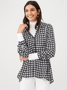 wallis-dogtooth-shirt-black