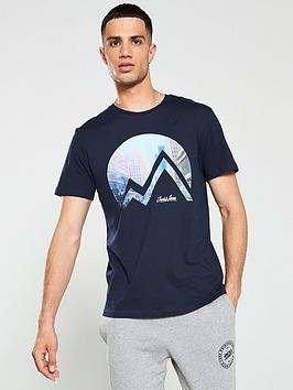 jack-jones-dany-print-crew-neck-t-shirt-navy