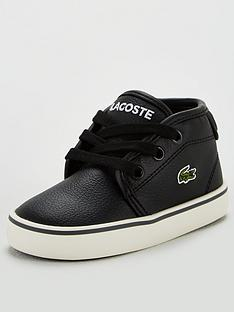 lacoste-infant-boys-ampthill-319-trainers-blackdark-grey