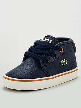 lacoste-infant-boys-ampthill-319-trainers-navytan