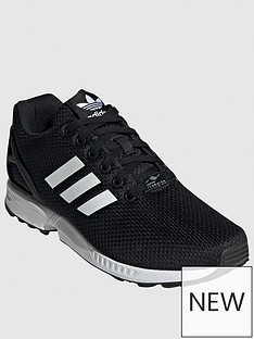 adidas-originals-zx-flux-trainers-blackwhite