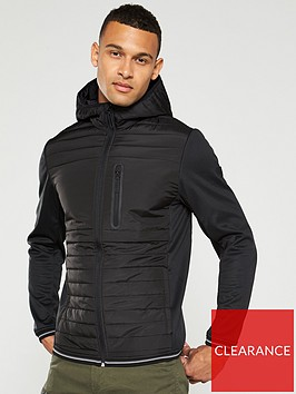jack-jones-core-tripple-jacket-black