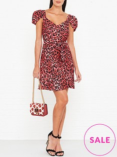 talulah-party-animal-leopard-print-mini-dress-pinkred