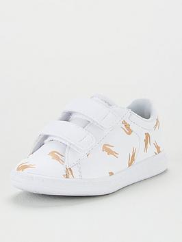 lacoste-unisex-infant-carnaby-evo-419-trainers-whitegold