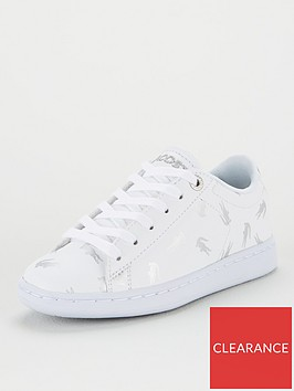 lacoste-unisex-carnaby-evo-419-trainers-whitesilver