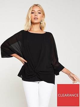 wallis-knot-front-overlayernbsptop-black