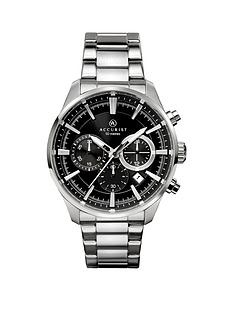accurist-accurist-black-chronograph-dial-stainless-steel-bracelet-mens-watch