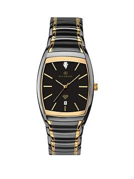 accurist-accurist-black-and-gold-detail-diamond-set-date-dial-two-tone-stainless-steel-bracelet-mens-watch
