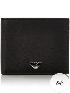 emporio-armani-leather-billfold-wallet