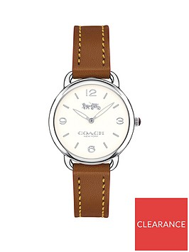 coach-coach-silver-dial-brown-leather-strap-ladies-watch