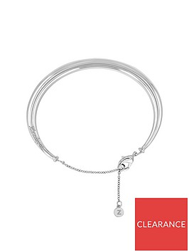 tommy-hilfiger-zendaya-silver-plated-bangle
