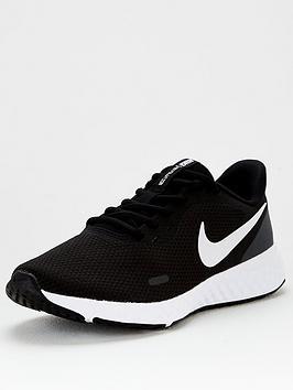 Nike Revolution 5 - Black/White