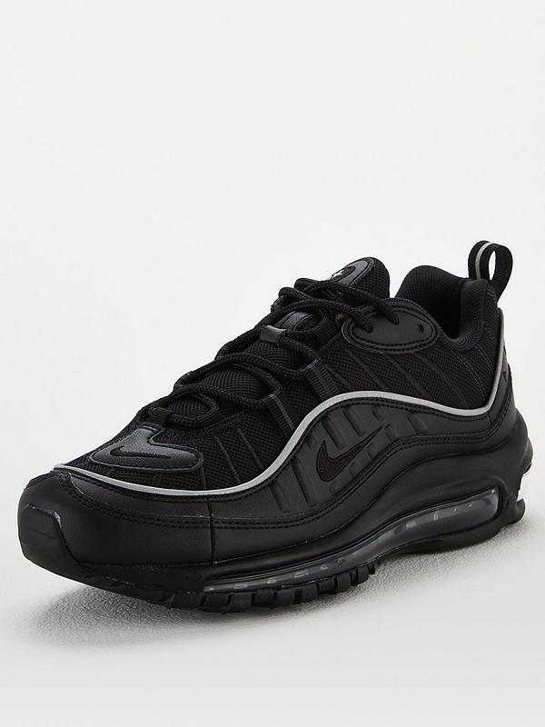 Nike Women's Nike Air Max 97 Sneaker, Size 6.5 M Black from NORDSTROM | People