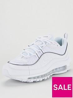 nike-womens-air-max-98-white