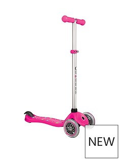 GLOBBER Starlight Scooter - Pink