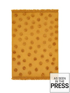 tufted-spot-rug