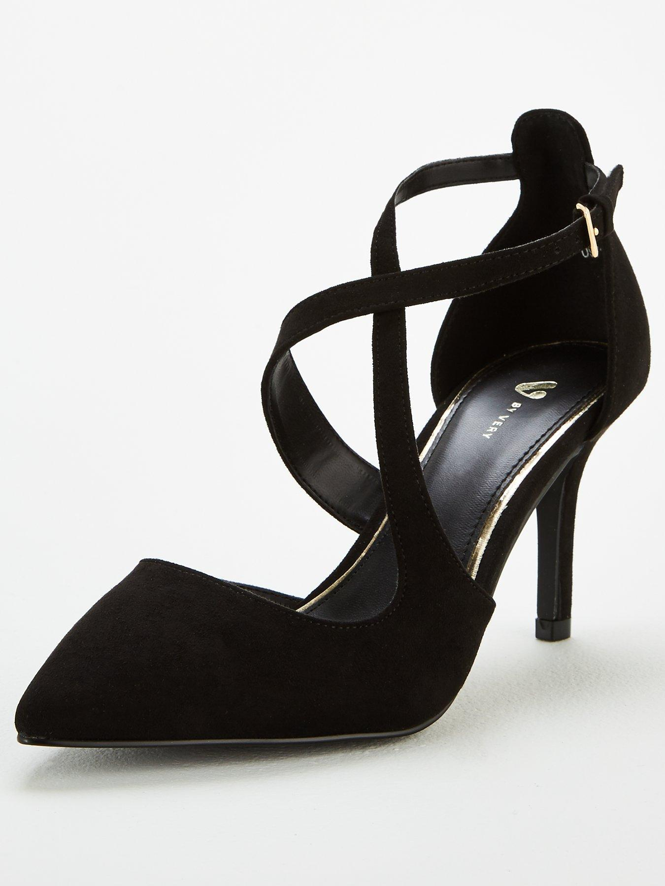 wide fit 3 inch heels factory outlet