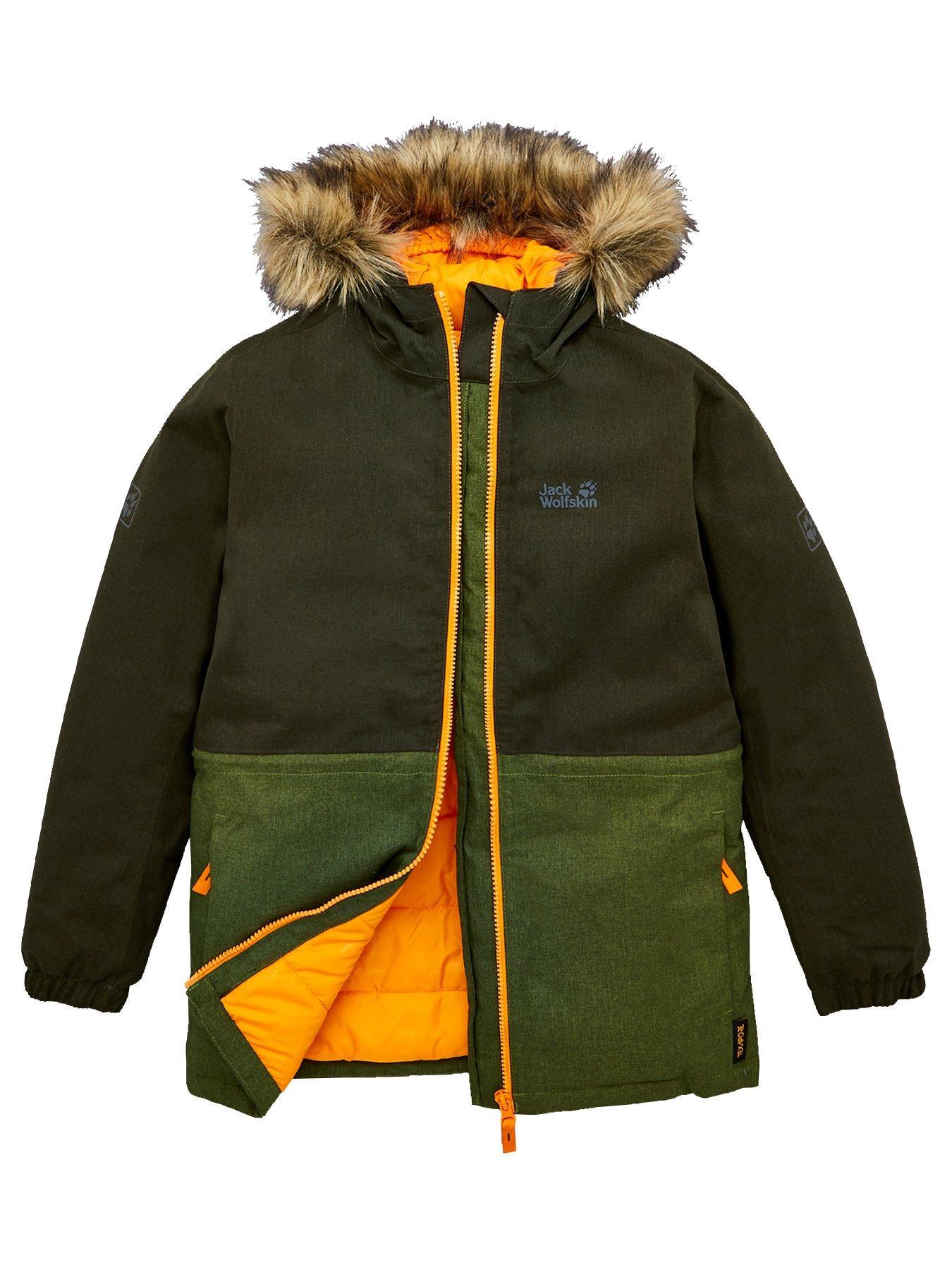 Details about Jack Wolfskin Baksmalla Fleece Jacket Kid's Camping Hiking Outdoors