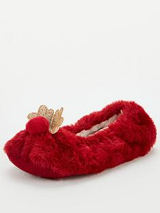 v-by-very-rudolph-xmas-eye-mask-and-slipper-set-in-gift-box-red