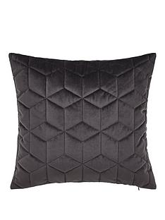 content-by-terence-conran-pavillion-feather-filled-cushion-in-grey