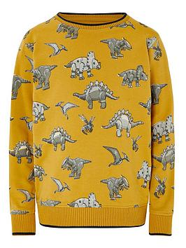 monsoon-mateo-dino-sweatshirt-mustard