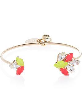 anton-heunis-crystal-cuff-bracelet-neongold