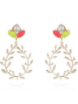 anton-heunis-neon-and-crystal-drop-earrings-gold