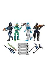 4 Figure Pack Squad Mode Core Figure S2