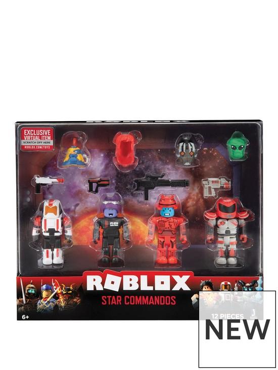 Mix & Match Set Star Commandos