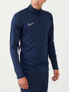 nike-academy-dry-drill-top-navynbsp