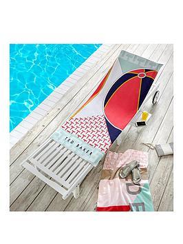 ted-baker-beach-ball-beach-towel