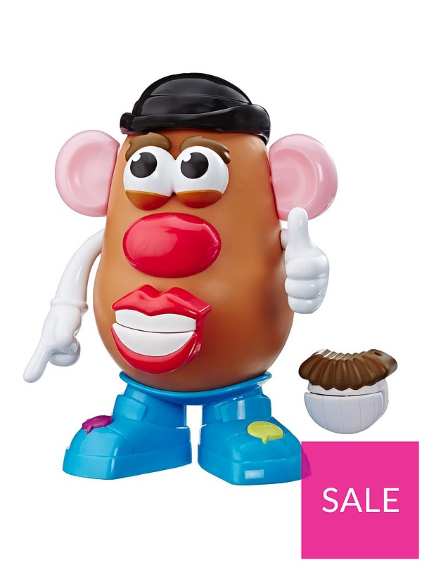 Mr Potato Head Movin Lips Talking Toy