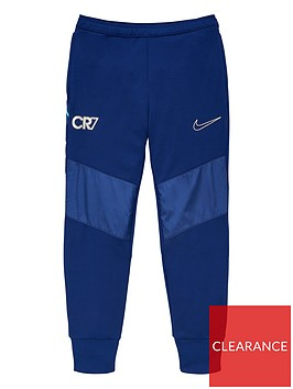 nike-junior-cr7-dri-fit-pants-bluegreen