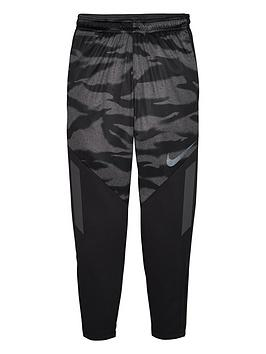 nike-junior-therma-shield-strike-camo-pants-black