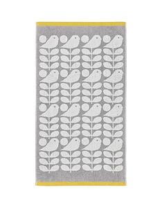orla-kiely-early-bird-hand-towel