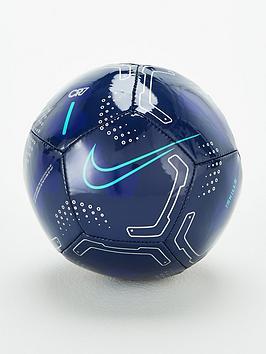 nike-junior-cr7-mini-football-blue