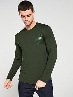 barbour-international-caliper-long-sleeved-t-shirt-forest-green
