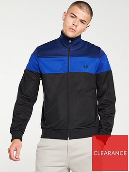 fred-perry-colour-block-track-jacket-blueblack