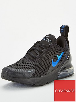 nike-air-max-270-childrens-trainers-blackmulti