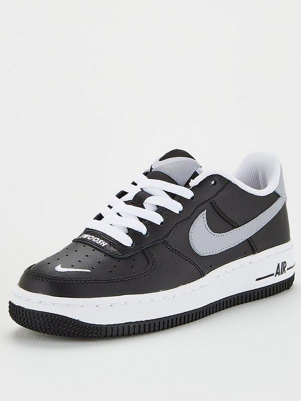Air Force 1 Junior LV8 2 Trainers GreyWhite