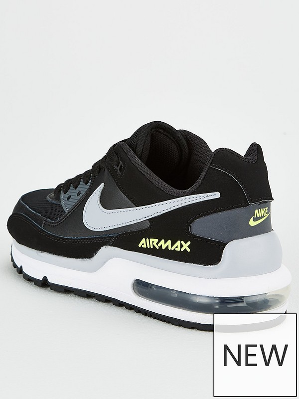 nike air max wright all black