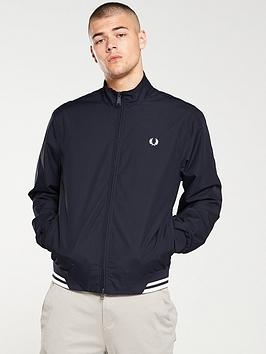 fred-perry-twin-tipped-sports-jacket-navy