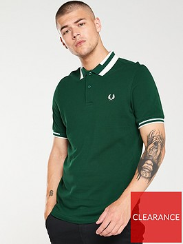fred-perry-block-tipped-polo-shirt-ivy-green