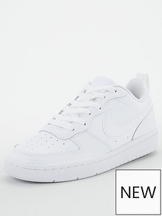 nike-court-borough-low-2-junior-trainer-white